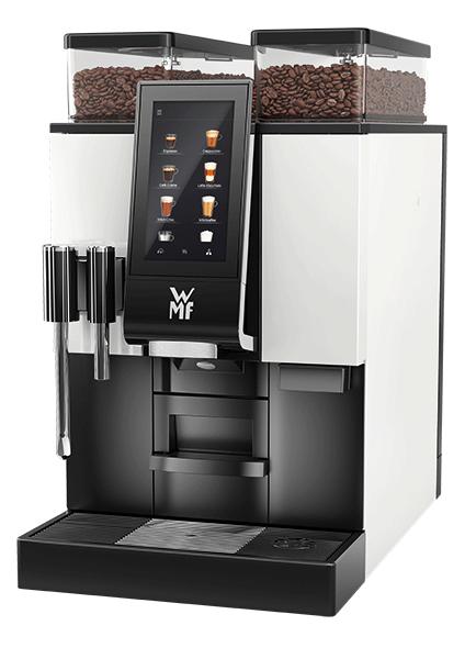 Kávovar - ukážka produktov Coffee Experts