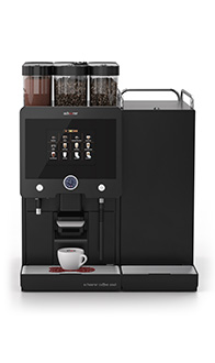 Coffee machine - sample of Coffee Experts products