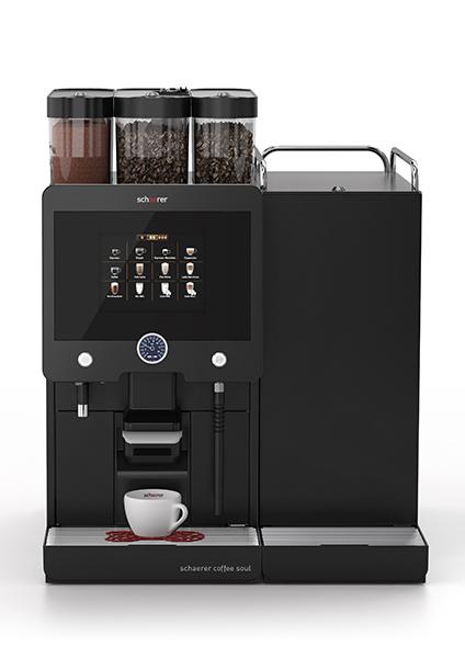Kávovar - ukázka produktů Coffee Experts